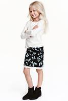 Юбка вельветовая для девочки H&M