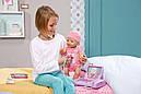 Медицинский центр для кукол Беби Борн Baby Born Baby Born Interactive Medical Laptop, фото 4