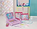 Медицинский центр для кукол Беби Борн Baby Born Baby Born Interactive Medical Laptop, фото 7