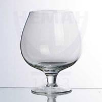 Ваза-бокал из стекла 6205 1л