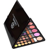 Chanel - Палетка теней для век Chanel 72 color 6 blush №01