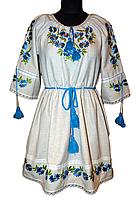 """Жіноче вишите плаття """"Нойзен"""" (Женское вышитое платье """"Нойзен"""") PK-0016"""