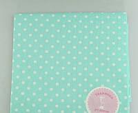 Простынь для новорожденных на резинке 120х60