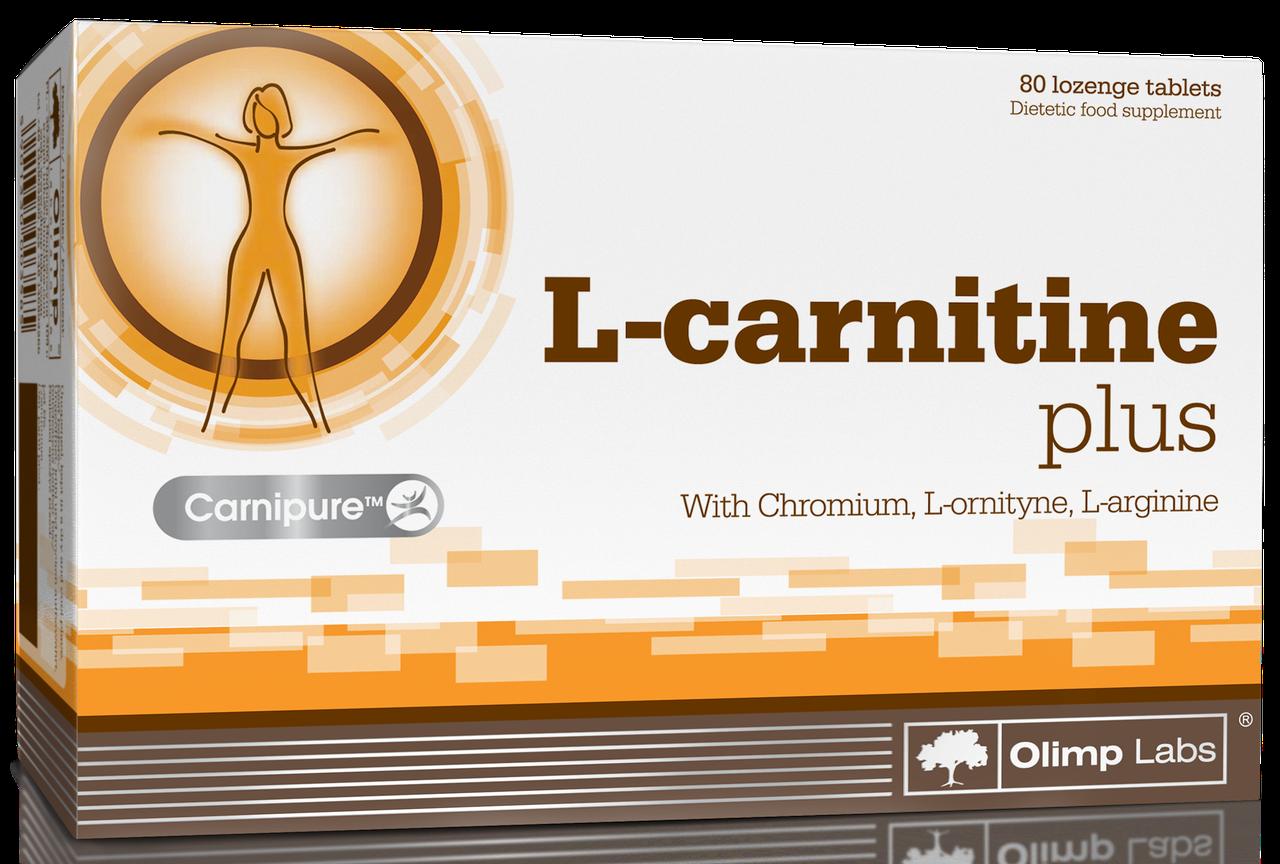 Olimp L-carnitine plus 80 tabs