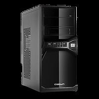 Компьютерный корпус Crown CMC-SM600 поврежденный, без БП