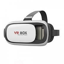 Окуляри віртуальної реальності 3D VR Box 2.0 + пульт ДУ, фото 3