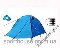 Палатка трехместная SY-A15