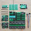 Программатор UPA USB PRO+ + 27 адаптеров — полный комплект
