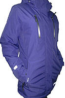 Женский горнолыжная куртка Avecs, фиолетовая Р. XL