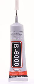Клей силиконовый B6000 универсальный 50 мл, прозрачный