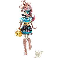 Кукла Монстер хай Рошель Гойл из серии Кораблекрушение, Shriekwrecked Nautical Ghouls Rochelle Goyl