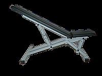Регулируемая скамья для жима с углом -10 +70 градуов