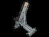 Регулируемая скамья для жима с углом -10 +70 градуов, фото 5