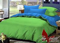 Комплект постельного белья P-0146(4101) 2 - спальный