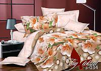 Комплект постельного белья с комп. S034 2 - спальный
