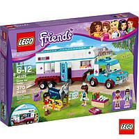 Lego Friends Ветеринарний фургон для коней