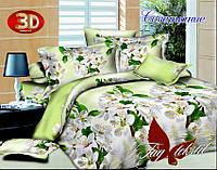 Комплект постельного белья Созерцание с компаньоном 2 - спальный