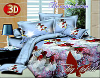 Комплект постельного белья Мелодия весны 2 - спальный