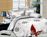 Комплект постельного белья Морской 2 - спальный