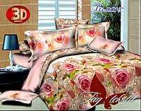 Комплект постельного белья Романс 2 - спальный