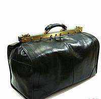 Саквояж кожаный дорожный katana 8256