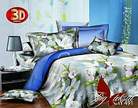 Комплект постельного белья XHY491 2 - спальный