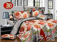 Комплект постельного белья XHY808 2 - спальный