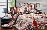 Комплект постельного белья XHY1150 2 - спальный