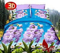 Комплект постельного белья XHY497 2 - спальный