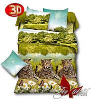 Комплект постельного белья XHY233 2 - спальный
