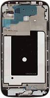 Передняя панель корпуса (рамка дисплея) Samsung I9505 Galaxy S4 Black