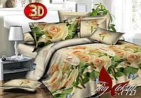 Комплект постельного белья XHY727 2 - спальный