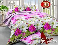 Комплект постельного белья XHY1237 2 - спальный