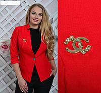 Пиджак женский. Размер 48-52
