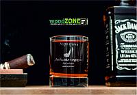 Именной стакан для виски «Любимая подруга»