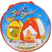 Игровая палатка для детей в сумке