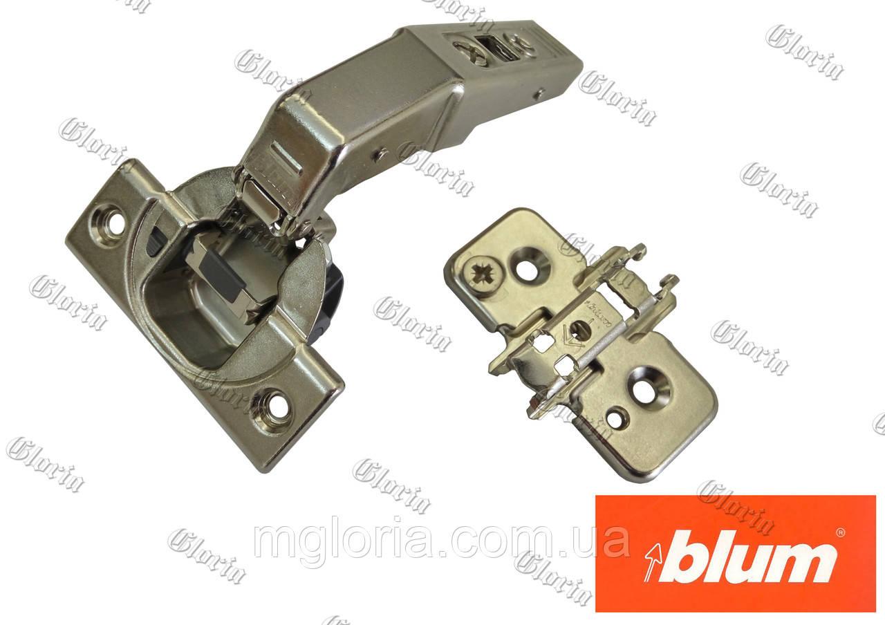 Петля штольная Blum CLIP-Top c доводчиком 79B9550