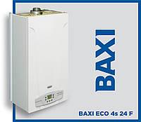 Газовый котел BAXI ECO 4s 24 F двухконтурный турбированный 24 кВт