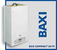 Газовый котел Baxi ECO COMPACT 24 Fi (турбо)