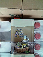 Оливковое масло Olio Extra Vergine di oliva 1л в жестяной банке опт ящик 12шт
