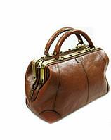 Женская сумка кожаная саквояж повседневная   , фото 1