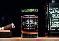 Именной стакан для виски «Генеральный директор № 1»