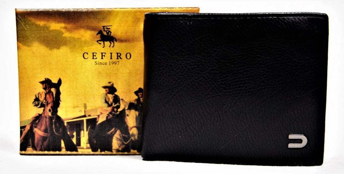 Мужской кошелек GEST черного цвета QAQ-000111, фото 1