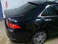 Спойлер багажника (сабля, лип спойлер, утиный хвостик) Honda Accord 2003-2007 г.в. Хонда Акорд