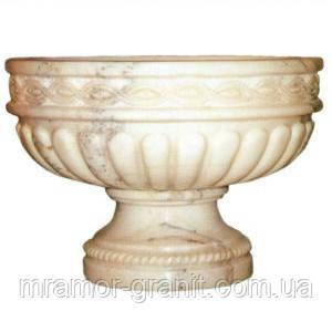Чаша из мрамора СЛЛМ - 102