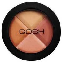 GOSH MULTICOLOUR BLUSH Рум'яна 51 BRONZE PIE золотисто-коричневый