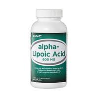 GNC ALPHA LIPOIC ACID 600, 60 caps