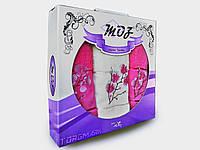 Полотенца махровые MOZ - Архидея - лицо, руки 2 шт - 50*90 - баня 1 шт. - 70*140 - 100% хлопок - Турция