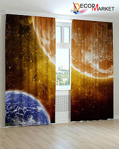 Фотошторы встреча двух планет