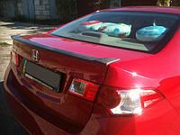 Спойлер багажника (сабля, лип спойлер, утиный хвостик) Honda Accord 2008-2012 г.в. Хонда Акорд